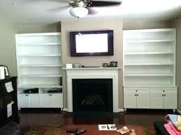 electric fireplace wall unit units corner built around fireplaces in