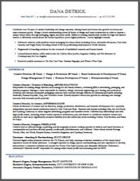 Resume Examples And Samples Brooklyn Resume Studio