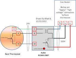 nest thermostat in europe 220v aube matt 2012 v1 20121222 using electrical schematic of nest thermostat 220 240 volts heating system full size 1292 × 999