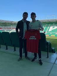 Rapid Wien, 15 yaşındaki Yusuf Demir'i profesyonel yaptı - Medya Avusturya