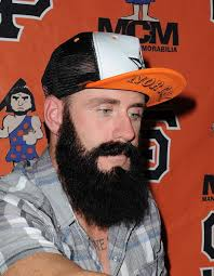 Pitcher Brian Wilson of the San Francisco Giants signs autographs at. - 123179315-pitcher-brian-wilson-of-the-san-francisco-gettyimages
