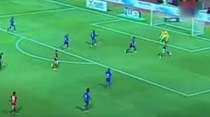 ملخص أهداف مباراة الاهلي وسموحة 4-0 في الدوري المصري