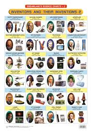 Inventors And Their Inventions Chart Buy Inventors Their Inventions 2 Book Online At Low