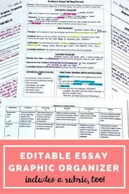 argumentative essay graphic organizer editable argumentative this completely editable persuasive and argumentative essay graphic organizer is perfect for your english language arts
