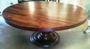 66 round dining table with so bruce started a huge amount of spare lumber and decided