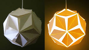 inspiration how to make a hanging lamp d i y pendant lantern 5 petal home and room decor