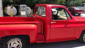1980 Chevrolet C10 Short Box Step Side Pick Up - YouTube