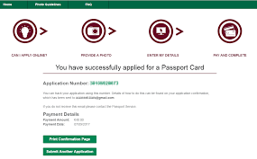 Have You Applied For Your Irish Passport Card I Have The
