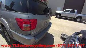 2003 Toyota Sequoia Parts For Sale - 1 Year Warranty - YouTube