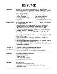 Resume Tips Resume Templates
