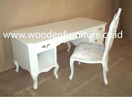 desk white french computer desk antique computer desk classic study table french style office furniture