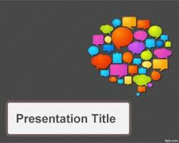 templates powerpoint gratis communications strategy powerpoint template plantillas powerpoint