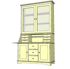 desk with tall hutch small secretary desk with hutch pertaining to small secretary desk with hutch