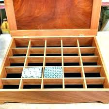 tie organizer drawer custom mahogany by mountain top bow box mens premium wooden rack h tie organizer