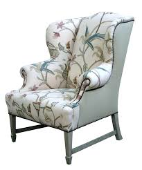 white wingback chair wing chair white white wingback chair slipcover