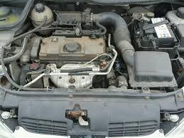 Peugeot 206 1.4 8V Petrol Engine Code: KFW TU3JP, Motor Spare Parts