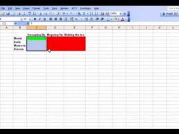 Produce A Simple Training Needs Analysis With Just Excel - Youtube