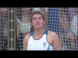Myra Perkins Round 3 Commonwealth Games 2014 Hammer FInal - YouTube