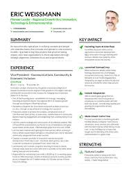 Example Of Marketing Resumes Marketing Resume Example And Guide For 2019