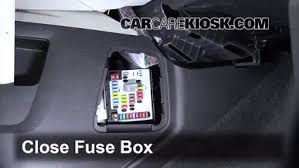 interior fuse box location chevrolet equinox  interior fuse box location 2010 2015 chevrolet equinox 2010 chevrolet equinox ls 2 4l 4 cyl