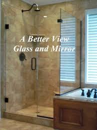 order shower door enclosure,shower door made to fit your shower  opening,Custom Frameless