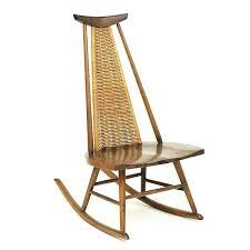 rocking wooden cradle rocker wood baby