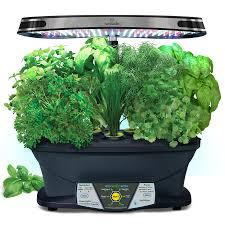 aero garden com. AeroGarden Extra LED Hydroponic System (24-in Maximum Plant Growth Height) Aero Garden Com T