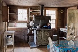 Cabin Kitchen Cabin Kitchen Log Cabin Cooking