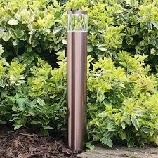 orion low voltage garden bollard light