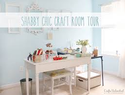 office craftroom tour. Wonderful Craftroom KellysShabbyChicCraftRoomTourCraftsUnleashed For Office Craftroom Tour