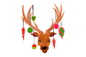 Svg Christmas Reindeer Antlers Free Svg Cut Files Create Your Diy Projects Using Your Cricut Explore Silhouette And More The Free Cut Files Include Svg Dxf Eps And Png Files