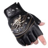 Wholesale <b>Gloves</b> Fingerless <b>Rivets</b> for Resale - Group Buy Cheap ...