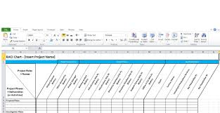 raci chart excel rasci template raci model raci chart raci method nhs csp screening