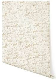 safari wallpaper nursery. Interesting Wallpaper Safari Wallpaper From Hygge U0026 West On Nursery B