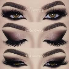 nice smokey eye makeup