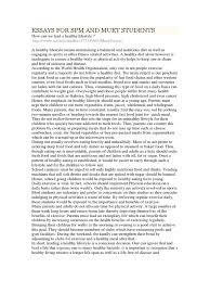 PT  SPEECH essay sample SlideShare