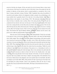 eating disorders essay research essay on eating disorders psychology in eating disorder essay sample