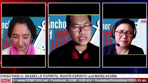 Anchor of Hope - With Chiqui Pablo, Annabelle Espiritu,and Roger ...