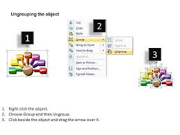 Seven Steps Business Strategy Powerpoint Templates With