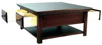 coffee table with drawers. Two Drawer Coffee Table With Drawers .