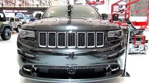 jeep 2014 srt8 black. Simple Jeep 2014 Jeep Grand Cherokee SRT8  Exterior And Interior Walkaround 2013  Toronto Auto Show YouTube For Srt8 Black K