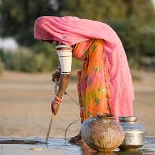 Image result for images indian woman at well