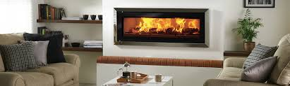 contemporary wood burning fireplaces stovax