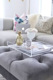 impressive ideas for lucite coffee table design 17 best ideas about acrylic table on living room