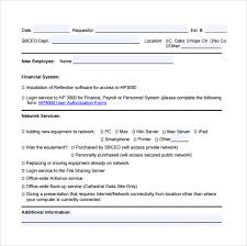 Service Call Form Template Sample Computer Service Request Form 12 Download Free Documents