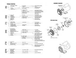 spa pump waterway spa pump wiring diagram Waterway Executive 56 Pump Manual photos of waterway spa pump wiring diagram
