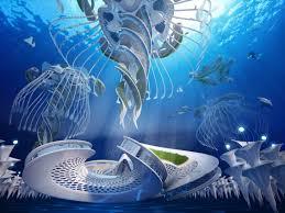 Underwater Habitat Design Plans For Underwater Oceanscraper Revealed Cnn Style