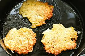 Potato pancakes recipe.very close to gran's, who go it from pop's german mother. Potato Pancakes Immaculate Bites