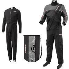 Cirrus Drysuit Grey Black Xl