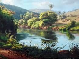 landscape painting tutorial
